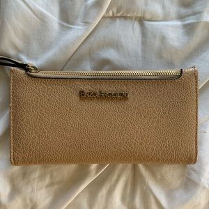 Tan and Gold Wallet